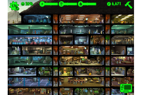 Fallout Shelter app passes Candy Crush Saga on the top ...