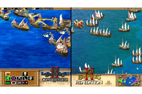 Gaming Centre: DOWNLOAD GAME Age of Empires II HD Edition ...