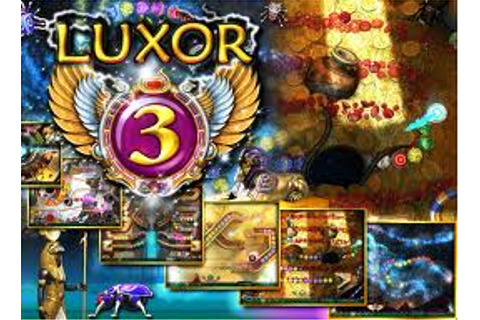 GameHouse Full Version: Luxor 3 Install exe GameHouse