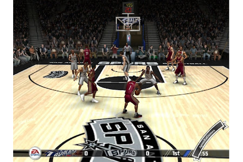NBA Live 08 - PC Game Download Free Full Version