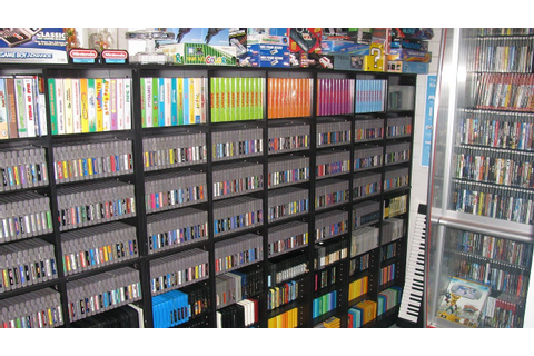 2014 Room Tour - 10,000 Games 30yr Collection + 10th ...