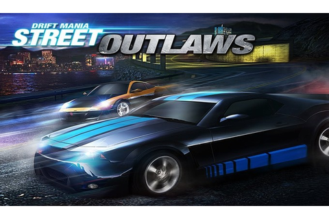 [Game Info] Drift Mania: Street Outlaws | It is Game