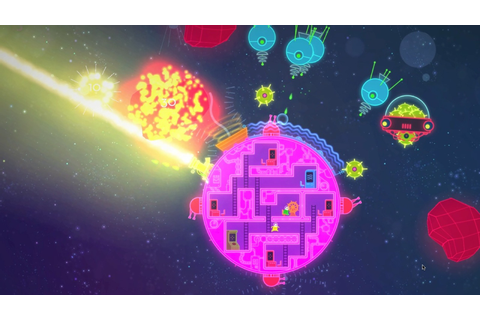 Unity - Lovers in a Dangerous Spacetime by Asteroid Base