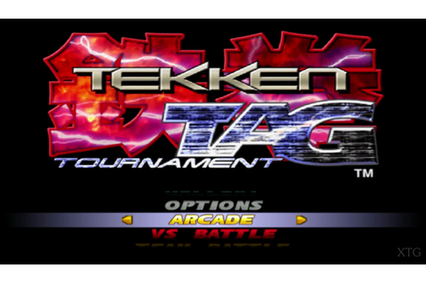 Tekken Tag Tournament (USA) ISO