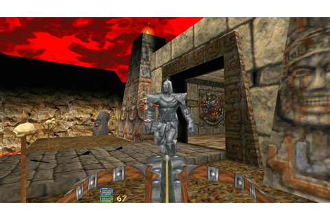 CGR Undertow - HEXEN II review for PC - YouTube