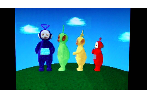 PS1 Games Revisited - Play With the Teletubbies Part 4 (Final ...