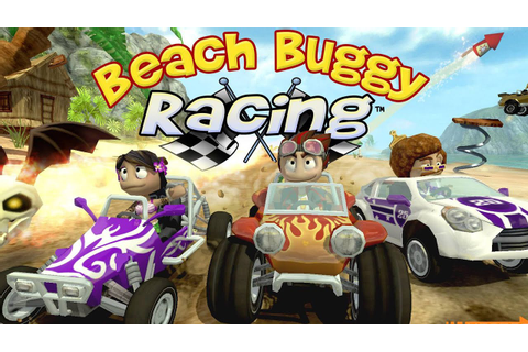 Beach Buggy Racing Mobile Game - Review and Gameplay - YouTube