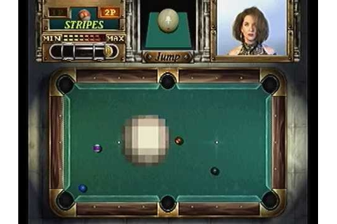 "Sega Saturn Longplay - ""Minnesota Fats: Pool Legend"" - YouTube"