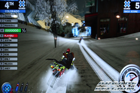 Winter X Games SnoCross