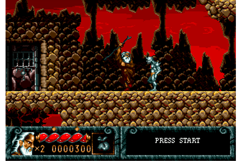 Blades of Vengeance (USA, Europe) ROM