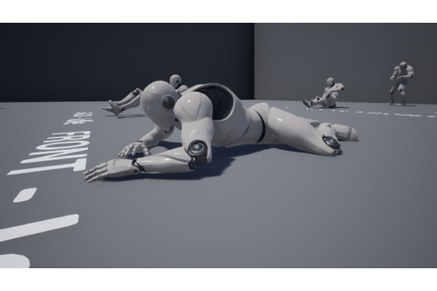 Injured and Revive Animation Pack by Center of Nothing in ...