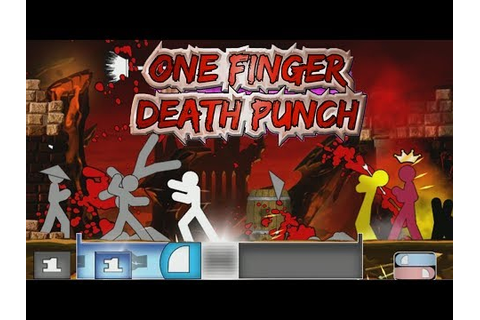 One Finger Death Punch - Speed Round - YouTube