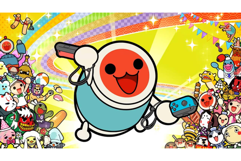 Taiko No Tatsujin: Drum 'N' Fun! Review - Switch ...