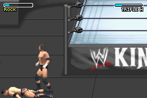 WWE Road to WrestleMania X8 Screenshots | GameFabrique