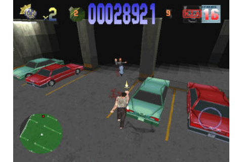 Die Hard Trilogy (1996) by Probe Entertainment PS game