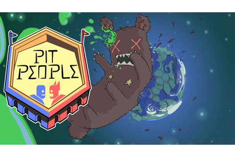 Pit People - FREE DOWNLOAD | CRACKED-GAMES.ORG