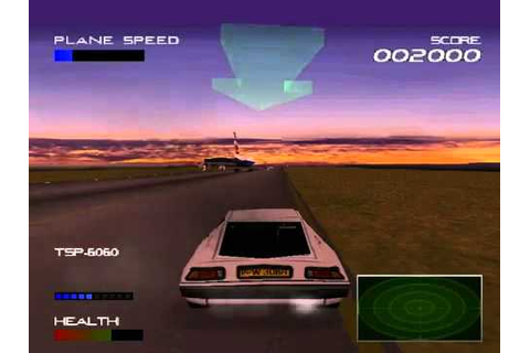 [PSX] Ending - 007 Racing (PS1) - YouTube