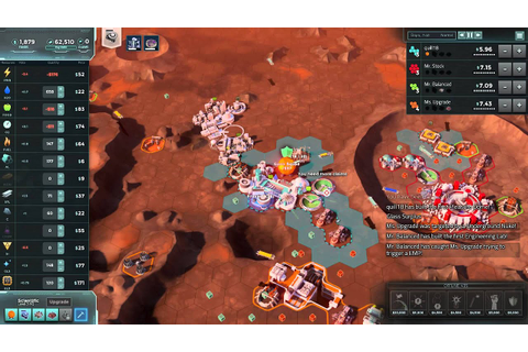 Offworld Trading Company #1 - Scientific [3 AI, Employee ...