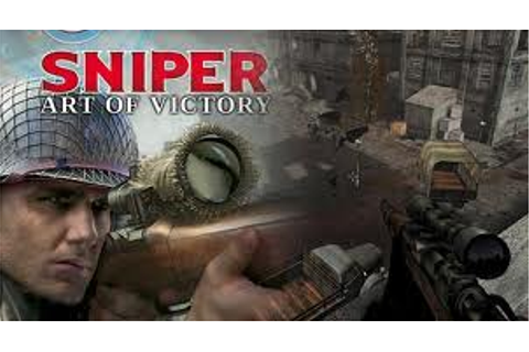 Free Download Game Sniper : Art of victory + Crack