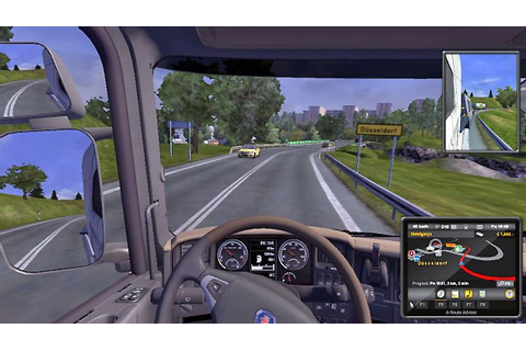 Driver - lessee | Career - Euro Truck Simulator 2 Game ...