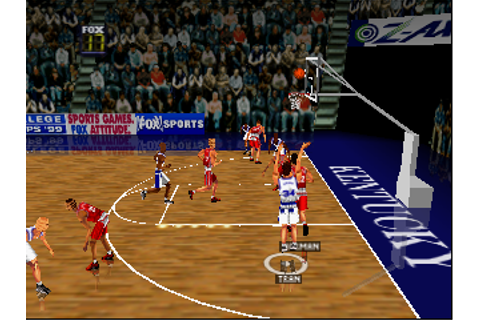 Fox Sports College Hoops '99 (USA) ROM