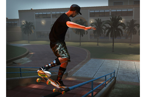... GAME SKATEBOARD PC - TONY HAWK'S PRO SKATER 4 | Download game gratis