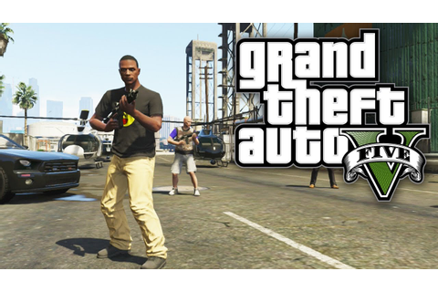 How To Play Custom Game Modes In GTA 5 Online (Grand Theft ...