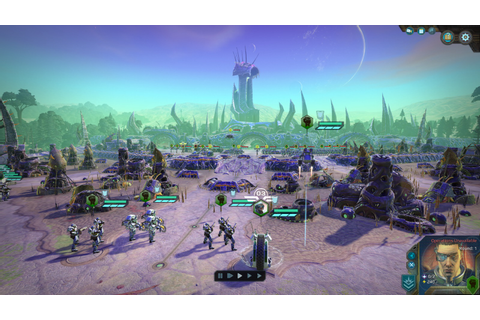 Age of Wonders: Planetfall review | Rock Paper Shotgun