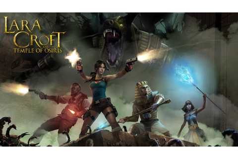 [UK] Lara Croft and the Temple of Osiris: Announcement ...
