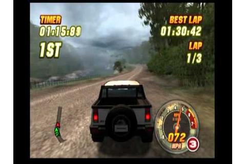Hummer Badlands ... (PS2) - YouTube