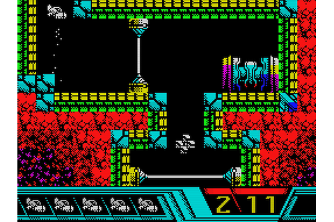 Indie Retro News: Vallation Escape the pirate planet - C64 ...