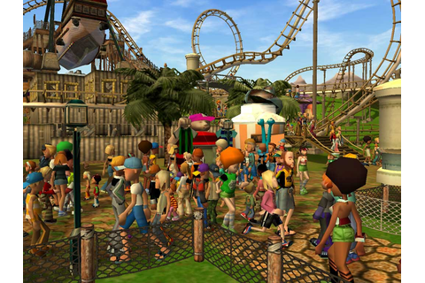 RollerCoaster Tycoon 3 Screenshots | GameWatcher