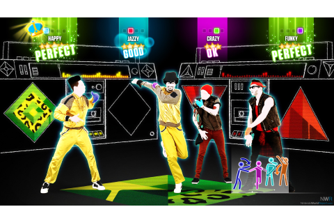 Just Dance 2015 - Game - Nintendo World Report