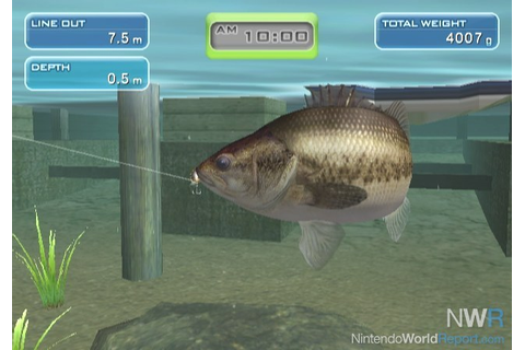 Hooked: Real Motion Fishing - Game - Nintendo World Report