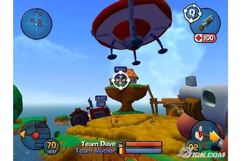 Worms 3D Download Free Full Game | Speed-New
