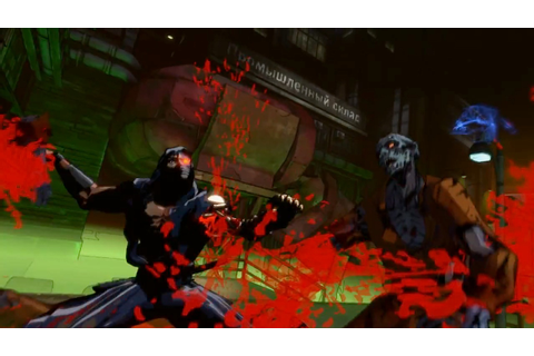 Keiji Inafune's New Zombie Game YAIBA Trailer and ...
