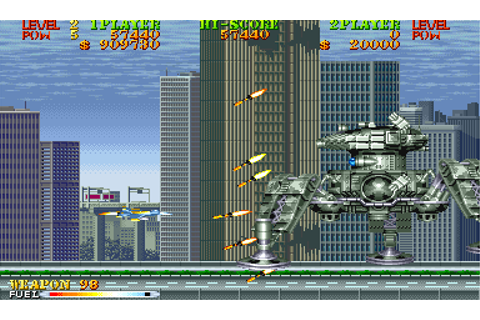 Carrier Air Wing (1990) Arcade game