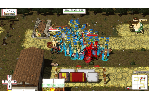Okhlos - screenshots gallery - screenshot 5/16 ...