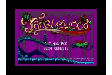TANGLEWOOD® (SEGA Mega Drive) Launch Trailer - YouTube