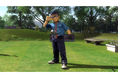 Everybody's Golf: World Tour (PS3 / PlayStation 3) Screenshots