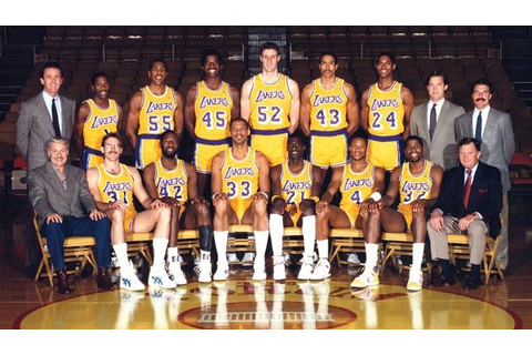 """Showtime""Lakers......would beat you up and make you want ..."