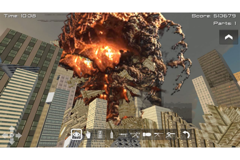 Disassembly 3D: Ultimate Demolition - Empire State ...