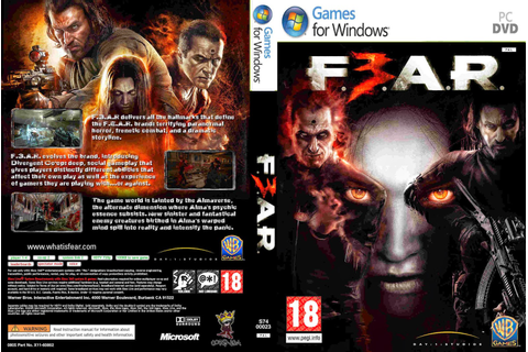 Free Download Game FEAR 3 Full - SKIDROW - Cirebon-Cyber4rt