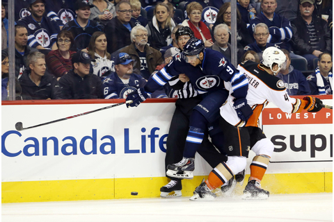 Evander Kane suspended two games for boarding Clayton Stoner