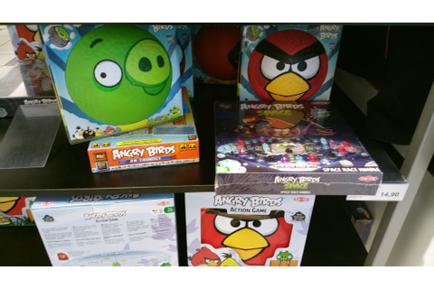 Angry Birds Playground Ball, Angry Birds Action Game ...