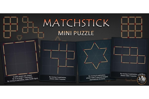 Matchstick » Android Games 365 - Free Android Games Download