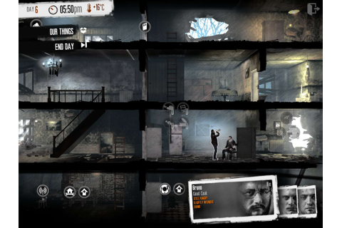This War of Mine review (iPad) | ArcadeLife : Life vs ...
