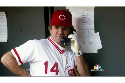 Pete Rose Allegedly Bet on Baseball Games as a Player ...