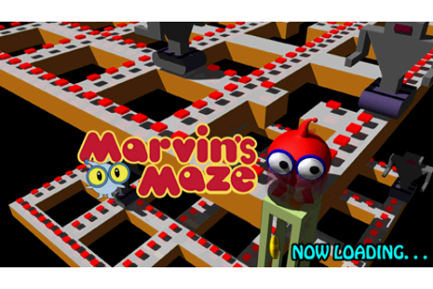 Marvin's Maze