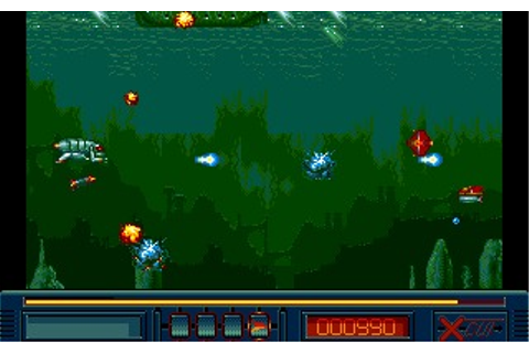 X-Out (Amiga) Game Download